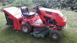Countax fűnyíró traktor C600 H - használt